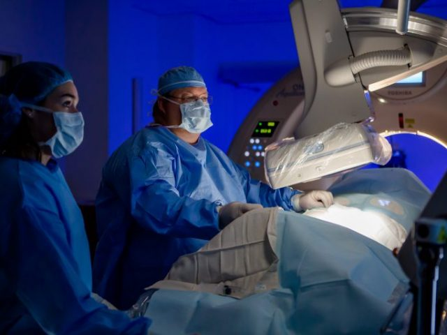 Interventional Radiology Occupying Increasingly Prominent Role in Cancer Patient Care