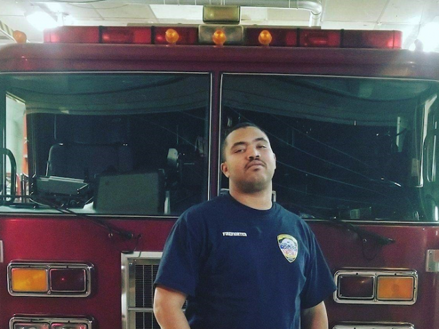 Stan Scott's Story   Little Rock firefighter discovers colon cancer after wife persuades him to see doctor