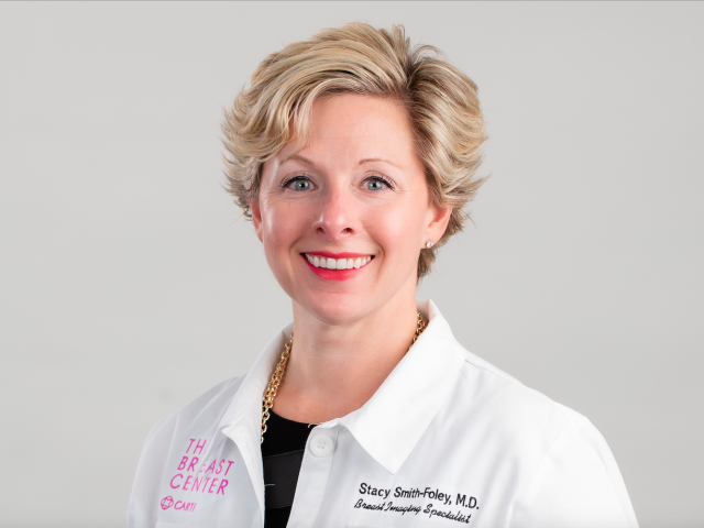 Dr. Stacy A. Smith-Foley Named Medical Director of The Breast Center at CARTI