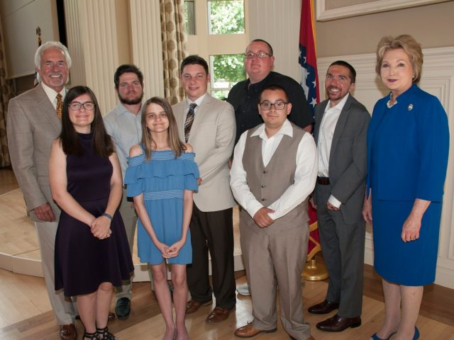 CARTI Awards Jungmeyer Scholarship to 12 Former Pediatric Cancer Patients