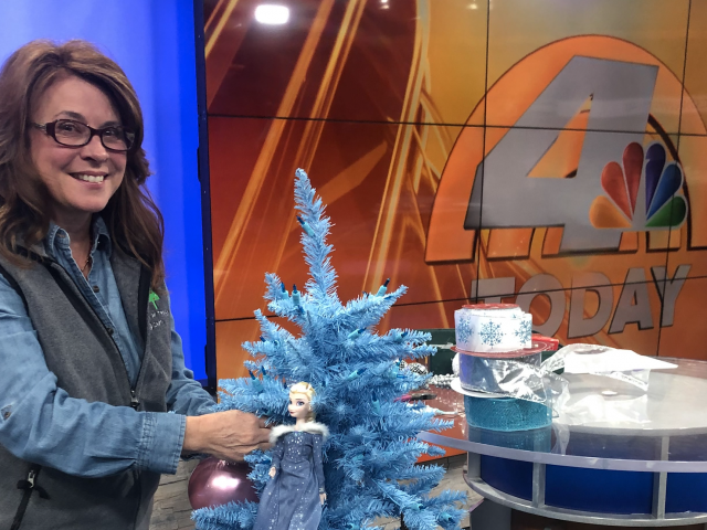 Festival of Trees | Tree Decorating with KARK