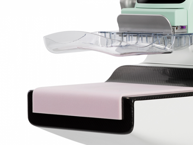 New Grant Provides MammoPads for 2,500 Mammogram Patients at Breast Center at CARTI