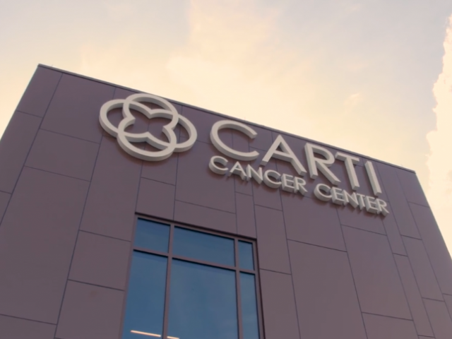 CARTI President and CEO Adam Head Introduces the New CARTI Cancer Center in North Little Rock