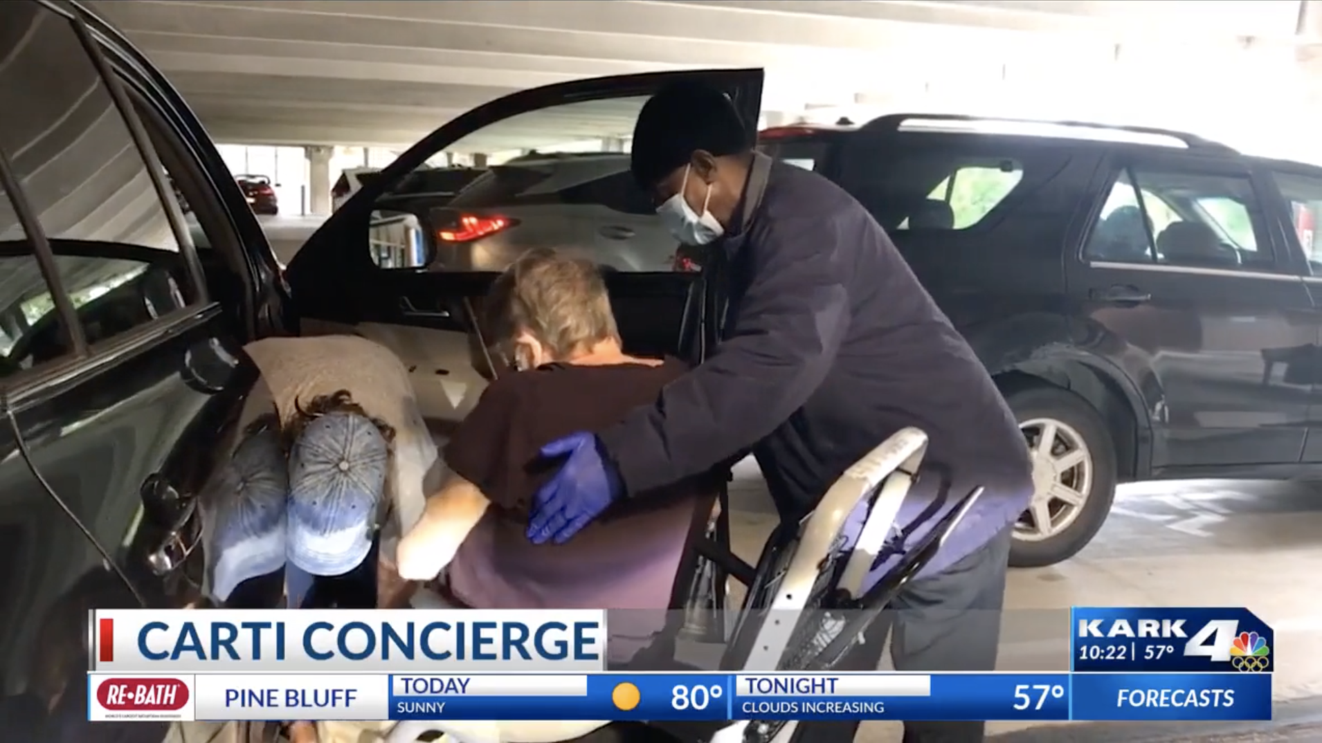 CARTI Concierge Staying Positive for Patients During Coronavirus
