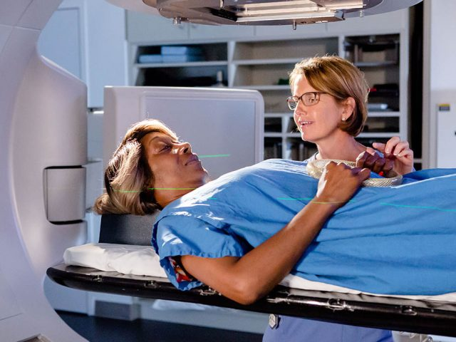 What Are The Radiation Therapy Side Effects?